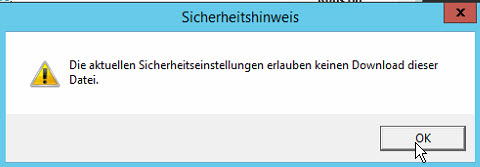 IE Sicherheitseinstellungen Download